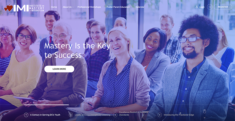 Web Sample - Institute for Mastery